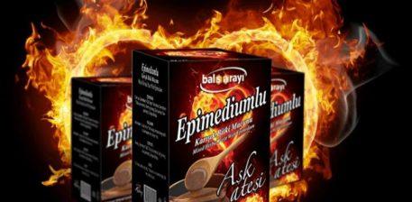 PASTË MJALTË Epimedyum – ZJARR I DASHURISË