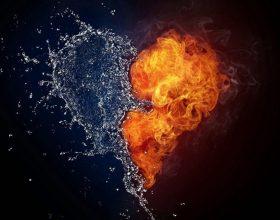 Dashuria është zjarr