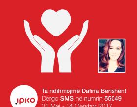 Të ndihmojmë Dafina Berishën!