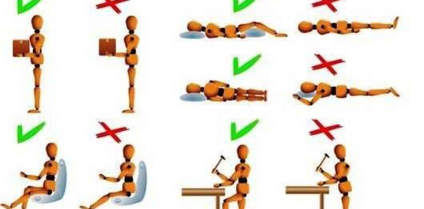 Si të parandaloni dhimbjet e shpindës ..??