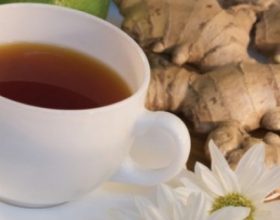 Eliminojeni dhjamin në zonën e barkut? Pini çaj me kanellë dhe xhenxhefil