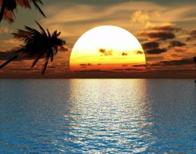 Lindja e Diellit nga perëndimi