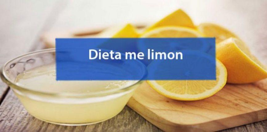 Dieta me limon
