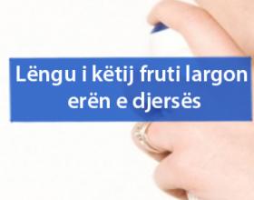 Lëngu i këtij fruti largon erën e djersës