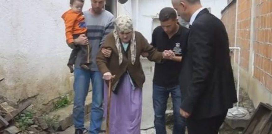 Familja nga Gjilani bëhet me shtëpi, dhuruesi donte të mbetej anonim (Video)