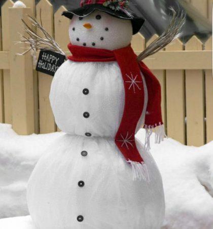 """! Me rëndësi dhe aktuale ! A lejohet ndërtimi i """"njeriut nga bora"""" (dardaleci i njohur tek populli)?"""