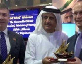 """""""Dubai Trade World"""" shpreh interes për investime në Shqipëri"""