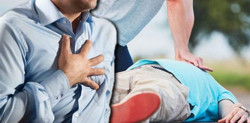 Gjashtë shkaktarët që shpijnë në sulm të zemrës, alkooli, duhani