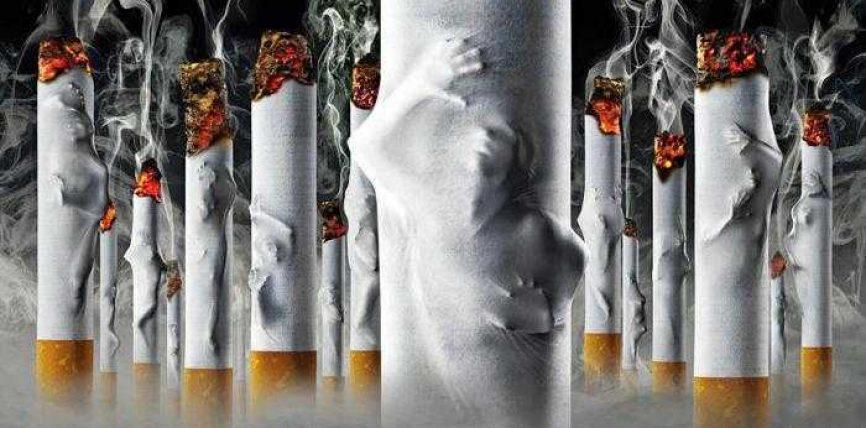 Duhanpirja pasive vret 600 mijë persona në vit
