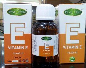 Ja disa nga benefitet e jashtëzakonshme të vitaminës E në lëkurë e në flokë