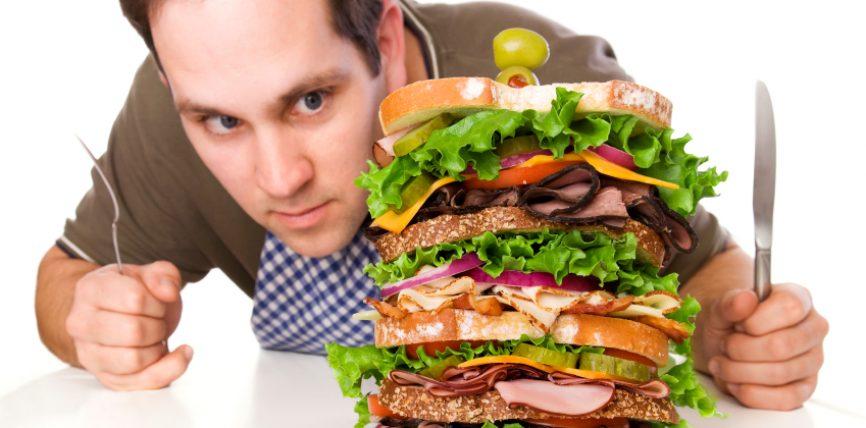 Pse hamë më shumë kur jemi nërvozë?