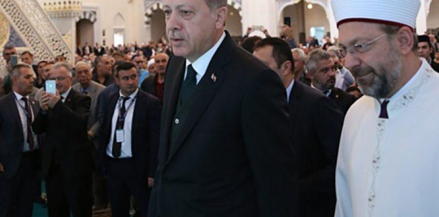 Erdogan, thirrje klerikëve muslimanë: mos i lini xhamitë të zbrazëta!