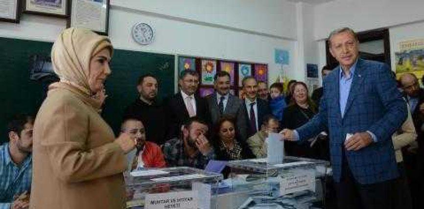 LIVE: Zgjedhjet ne Turqi