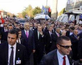 Deklarata e Erdoganit në Prizren dridh Serbinë