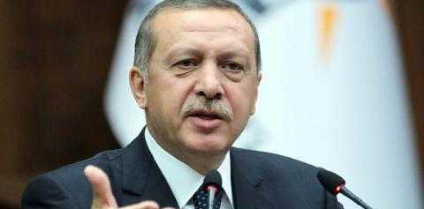 Erdoani e publikon identitetin e shtetit Islam