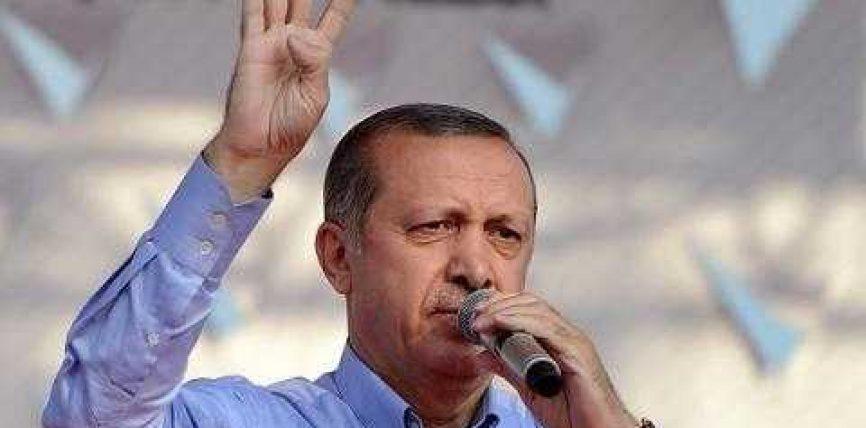 Erdogan: Prapa ngjarjeve në Egjipt qëndron Izraeli