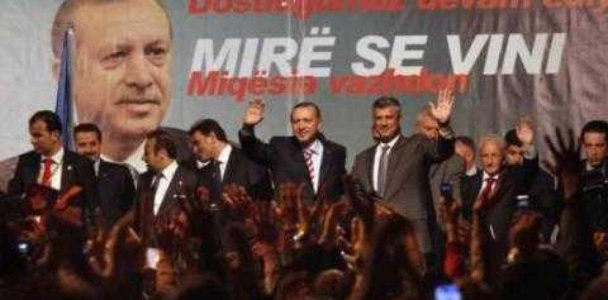 Erdogan e Rama në Kosovë më 23 tetor