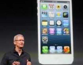 Apple përsëri pushton botën me iPhone