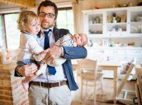 Rëndësia e përfshirjes së babait në përkujdesjen e fëmijëve