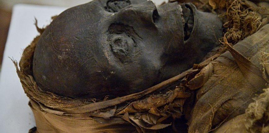 Para kufomës së Faraonit