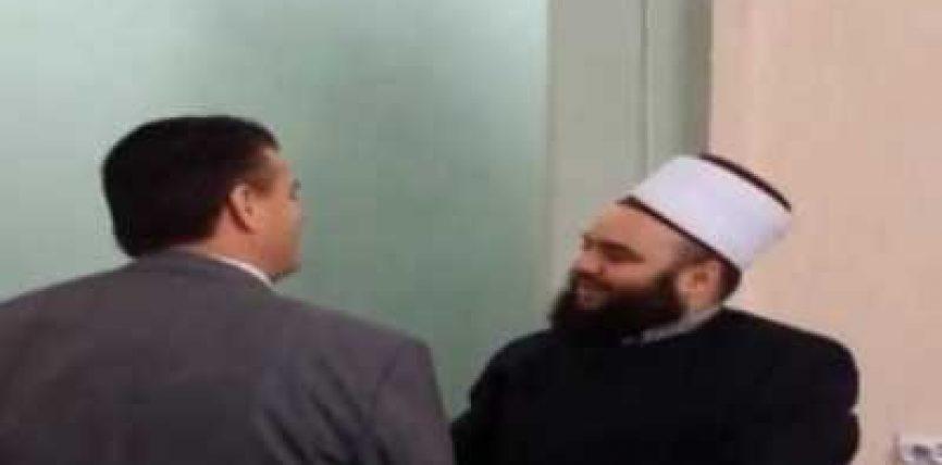 Hoxhë Fatmir Latifi mirëpret edhe kryetarin Agim Bahtirin