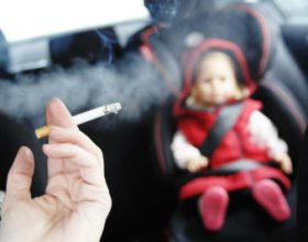 Efektet e duhanit te fëmijët që rriten në prani të tij