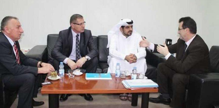 Donatorë nga Emiratet e Bashkuara Arabe shprehin interesim për investime në shëndetësinë kosovare