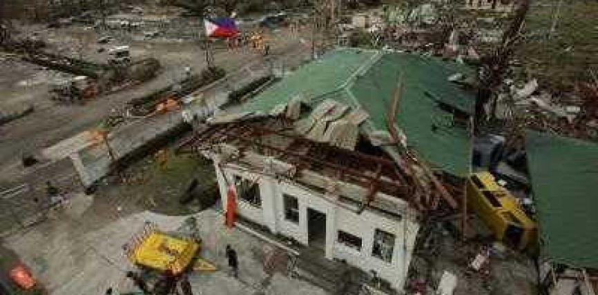 Filipine, 1.200 te vdekur nga tajfuni