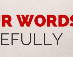 T'i mësojmë fëmijët që t'i përzgjedhin fjalët më të mira