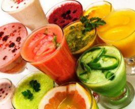 Lëngjet e frutave kundër sëmundjeve
