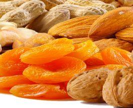 Frutat e thata, vlerat shëndetësore të tyre!