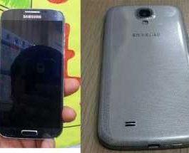 A është ky Samsung Galaxy S IV?