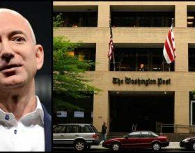 Gazeta amerikane Washington Post në shitje