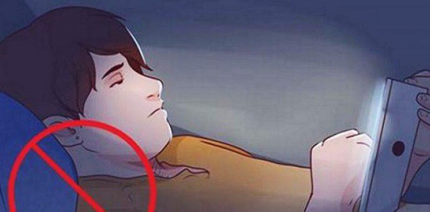 Nëse ju flini me TELEFONIN afër kokës, Duhet ta dini këtë gjë PATJETER!