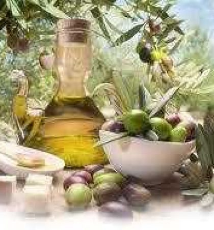 Gjethet e vajit te ullirit –