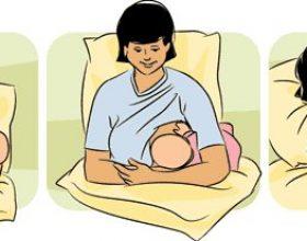 Qumshti i nënës është ushqimi më i mirë për foshnje të shëndoshë