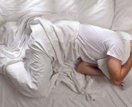 Para se të shtrihesh për të fjetur, i bashkon duart dhe i ngre ashtu sikurse i ngre kur bën lutje dhe pështyn lehtë në to