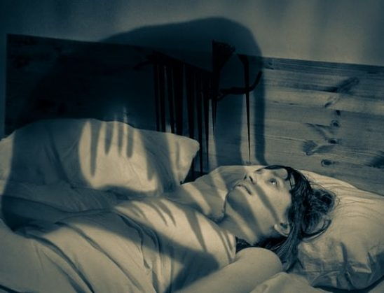 A është paraliza e gjumit e shkaktuar nga xhinët?  'Jathuum' (paralizë gjumi)