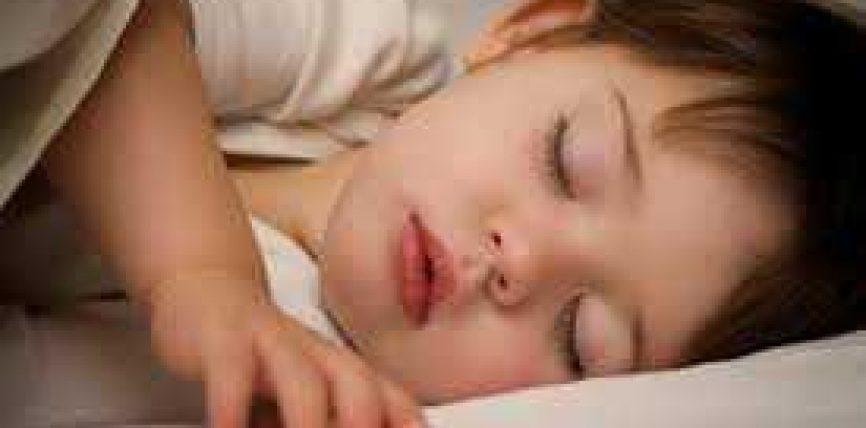 Çrregullimet e gjumit tek fëmijët