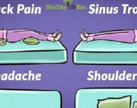 Shkenca tregon për pozicionet e duhura të gjumit që zgjidhin këto probleme shëndetësore