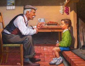 O gjysh, si ke mundur te jetosh me pare