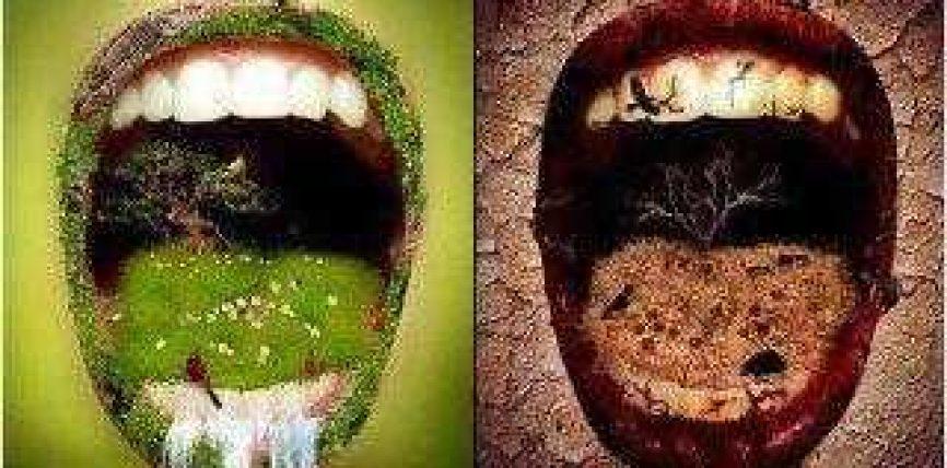 Mos merrni frymë me gojë