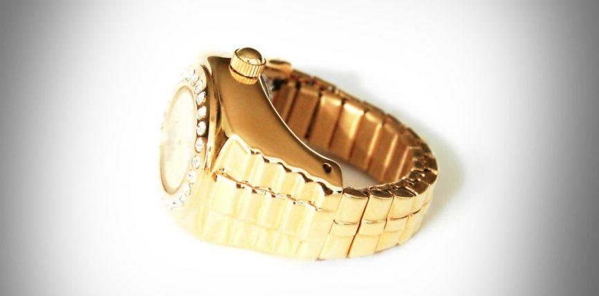 Ndalimi i veshjes së arit për burrat