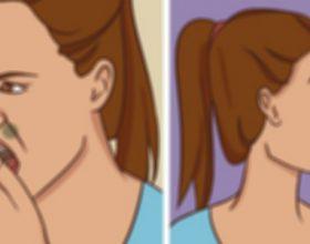 3 metoda natyrale për të luftuar erën e keqe të gojës për 30 sekonda