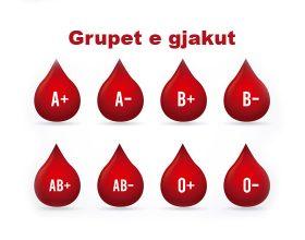 Pse duhet të dini grupin tuaj të gjakut?