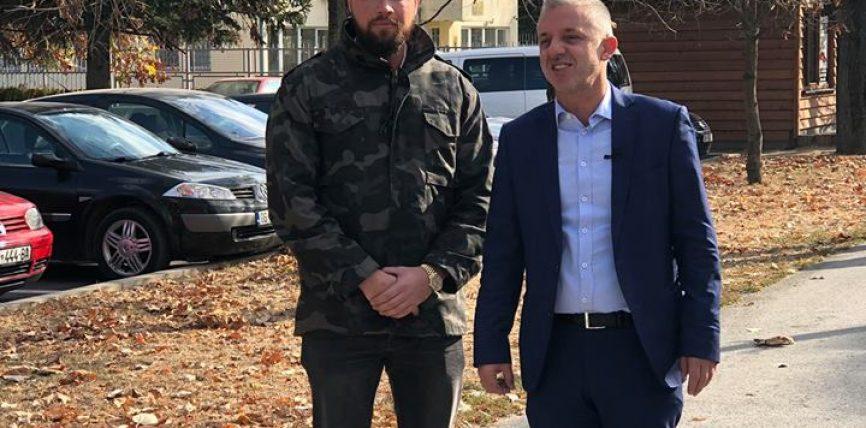 Reperi i mirenjohur Gjerman Kollegah bashk me Halil Kastratin ndihmon familjen tjeter te rradhes