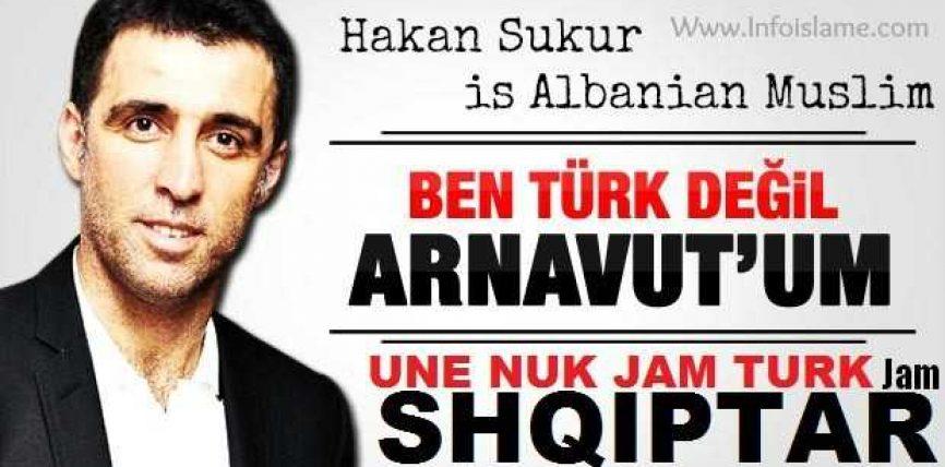 Erdoan:Hakan Shukur djale i kombit shqiptar