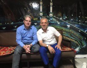 Me kryetarin e Presheves Shqiprim Arifi