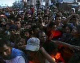 Të mbijetuarit e Haiyanit, në nevojë për ndihma