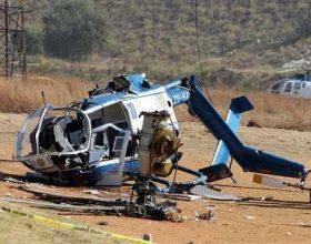 Rrëzohet helikopteri në Berat, plagoset piloti